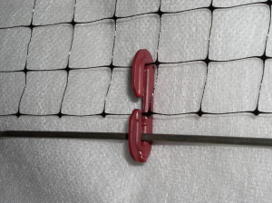 Netting Clips - Net to Wire