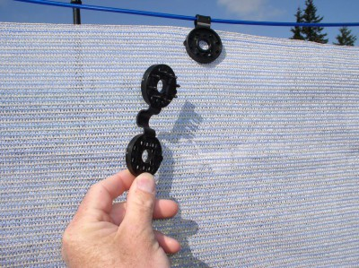 Tarps For Sale >> Privacy Shade Cloth - AmericanNettings.com: 1-800-811-7444