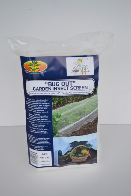 Quot Bug Out Quot Garden Insect Screen Bug Screen