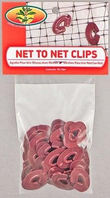 Netting Clips Net to Net Clips