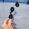 Privacy Shade Cloth Shade Fabric Clip Application