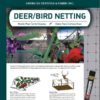 Deer & Bird Netting