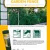 Garden Fence Catalog