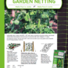 Garden Netting Catalog