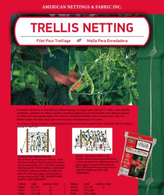 Trellis Netting Catalog