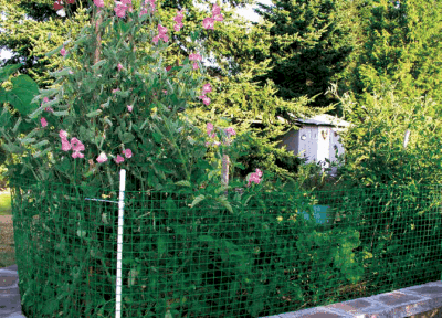 Garden Fence Application